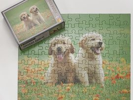 Custom puzzle of pets.