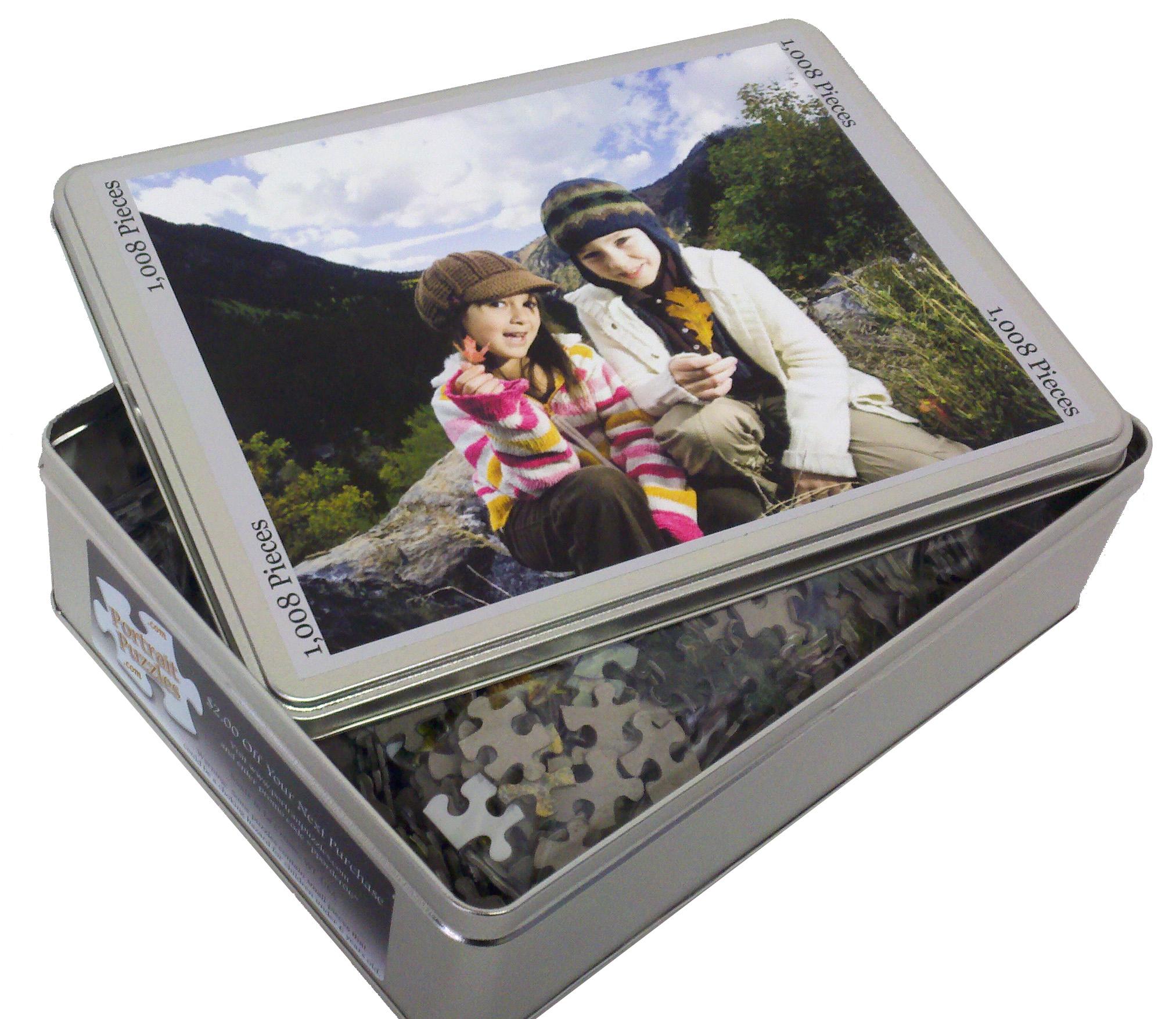 Photo puzzles custom jigsaw puzzles 20 x 26 1000 piece for Custom 5000 piece puzzle