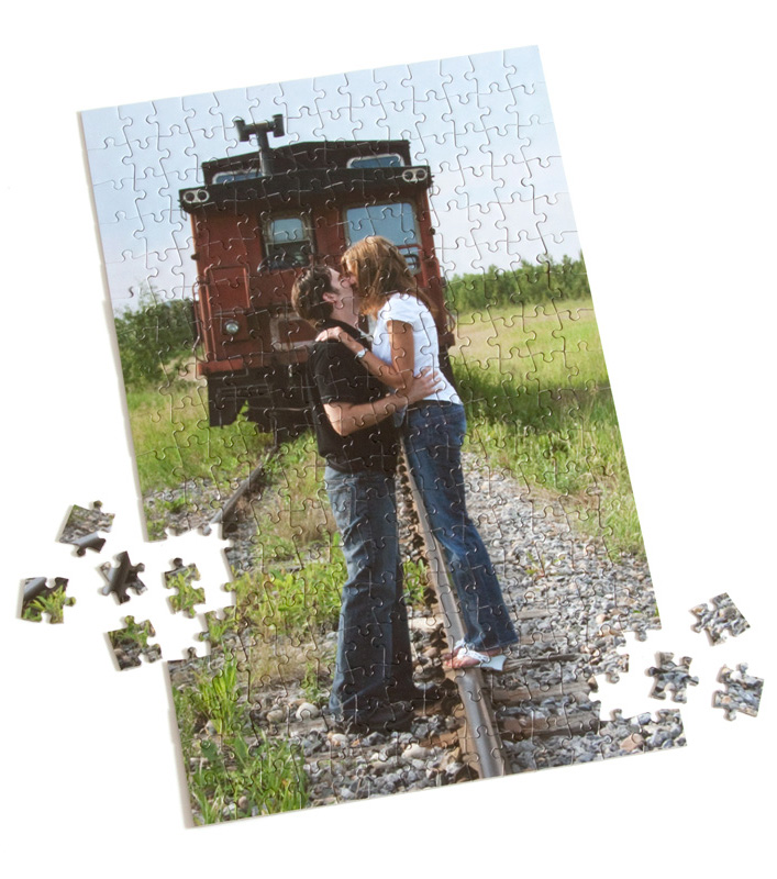 250-Piece Custom Photo Puzzle