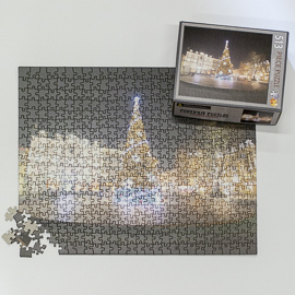 Holidays are a popular time for giving photo puzzles as gifts.