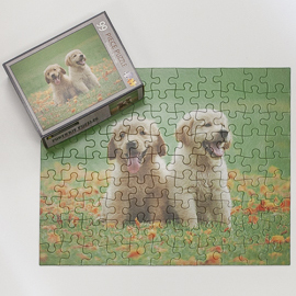Pet photo puzzles are some of our most popular photo puzzles.