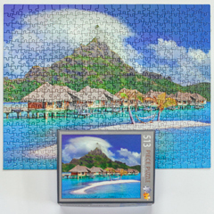 Share your vacation photos with photo puzzles