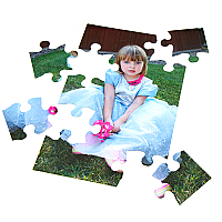 Huge Custom Photo Floor Puzzles