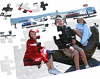 "20"" X 26"", 48 Piece, Custom Photo Puzzle"